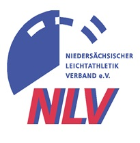 Zeichen des Niedersächsichen Leichtathletik-Verbands - Leichtathletikverbände Norddeutschland